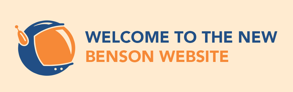 Welcome to the New Benson HS Website!